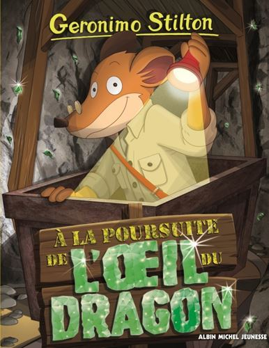 À la poursuite de l'Oeil du dragon